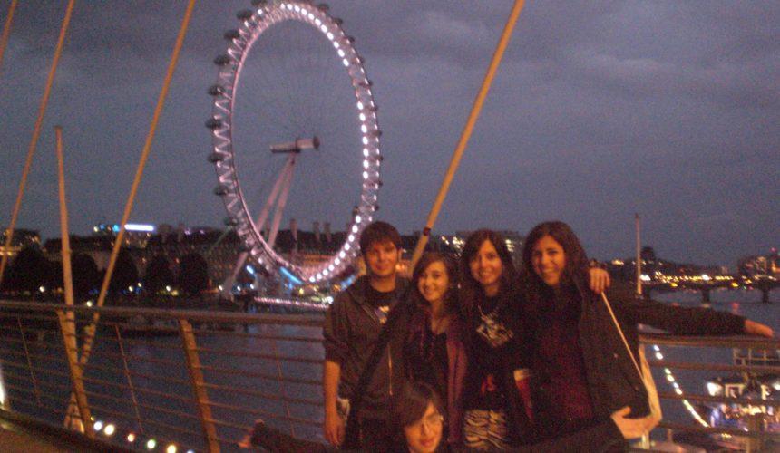 London Trip July 2009